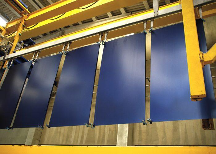 Elcosan es la mejor coloración electrolítica del mundo para aluminio